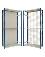 Expo 4 Modular Shelving Back Cladding