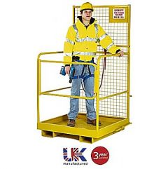 Forklift Access Maintenance Platform