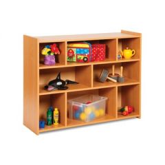 Large Monarch Wooden Display Unit