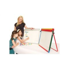 Single Sided Desktop Easel - Magnetic or Non-Magnetic