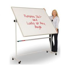 Swivel Non-Magnetic Whiteboards/Writing Boards
