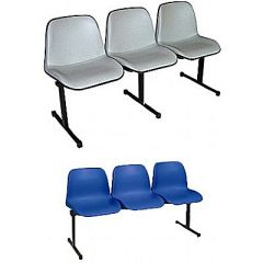Value Polypropylene Beam Seats - Full Assembled