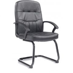 Cavalier Leather Conference Chair - 24 Hr Delivery