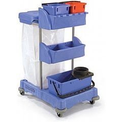 Value Cleaners Mopping Trolley - Extra Compact