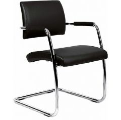 Bruges meeting room cantilever chair (pack of 2)