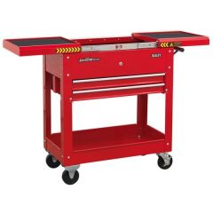 Sealey Tool and Parts Workshop Trolley, 100kg