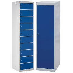 Laptop Storage Lockers - 10 Compartments