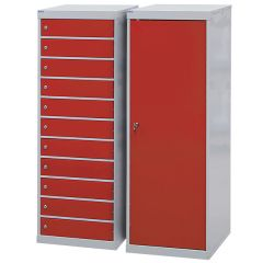 Laptop Storage Lockers - 12 Compartments