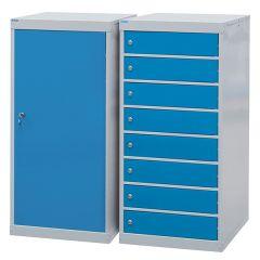 Laptop Storage Lockers - 8 Compartments