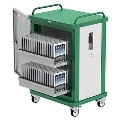 High Security Tablet Charging Trolleys - 32