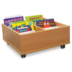 4 Bay Monarch Kinderbox with Castors