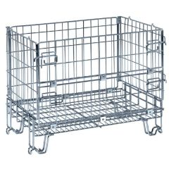 Collapsible Wire Pallet Cages