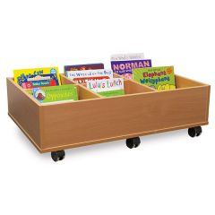 6 Bay Monarch Kinderbox with Castors