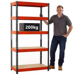 TUFF 200kg Shelving Units
