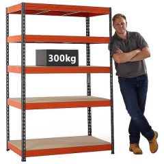 TUFF 300KG Shelving Units