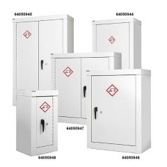 Acid and Alkali Storage Security Cupboards