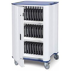 PlasChrome Chromebook Charging Trolley
