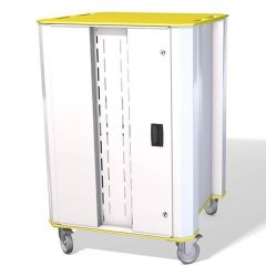 PlasTab Tablet Charging Trolley with AC or USB Supply