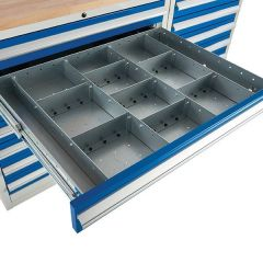 900 Cabinet Drawer Inserts - 12 Compartments