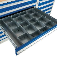 900 Cabinet Drawer Inserts - 20  Compartments