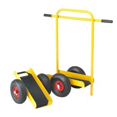 Twin Wheel Board Trolleys
