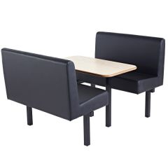 Booth Canteen Fast Food Diner Units