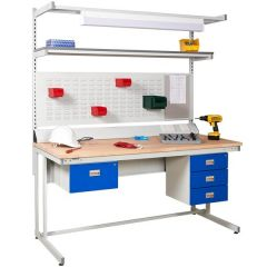 Cantilever Workbenches