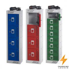 Connex Charging Personal Effects Lockers