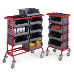 150 kgs Container Storage Trolleys