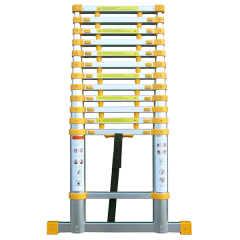 Telescopic Ladders with Stabilisers