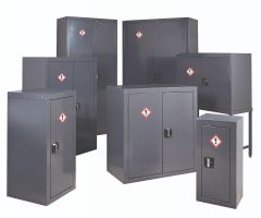 Full range of CoSHH cabinets