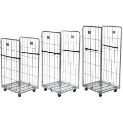 Demountable Roll Pallets