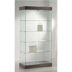 930mm wide Premier Glass Display Cabinet