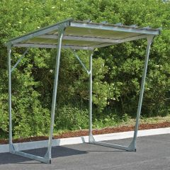 Eco Modular Cycle Shelter