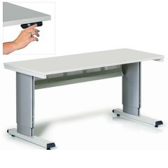 Electric Motor Adjustable Workbenches