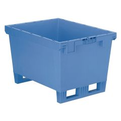 Extra Large Containers with Fork Entry Skids