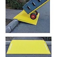 Small Portable Fibreglass Ramp