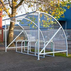 Fortis Cycle Shelter Bundle