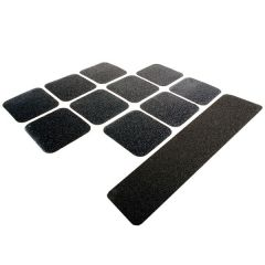 Gripfoot Anti-slip Cleats and Tiles - Pack of 10