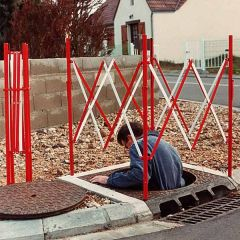 Temporary Extending Isolation Barrier - 1m²