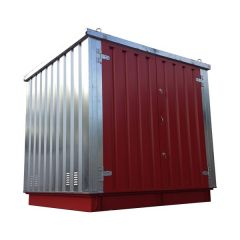 KDC Portable Chemical Store