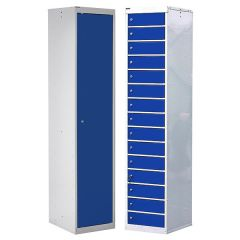 Laptop Storage Lockers - 15 Compartments