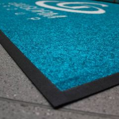 Logomat Custom Welcome Mat