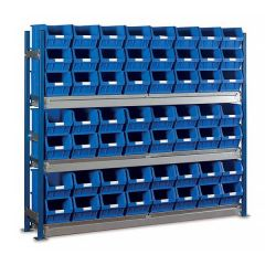 Longspan Shelving and WPTC4 Storage Kit