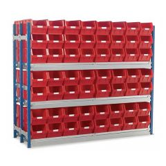 Longspan Shelving and WPTC5 Storage Kit