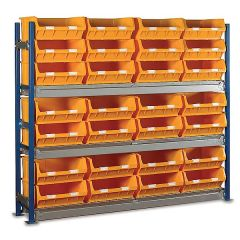 Longspan Shelving and WPTC6 Storage Starter Kit