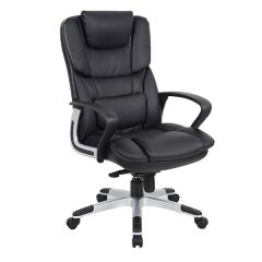 Palermo Executive Leather Faced Chair - 24 Hrs Delivery
