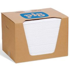Pig® Absorbent Pads in Dispenser Box - Oil Only