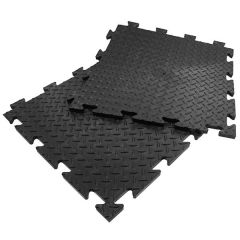 Chex Diamond Industrial Mat Tiles 500 x 500 - Pack of 16