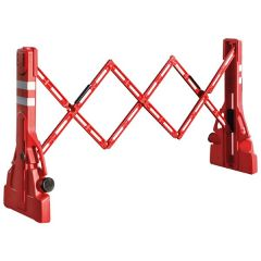PVC Expanding Safety Barrier - 2.2m